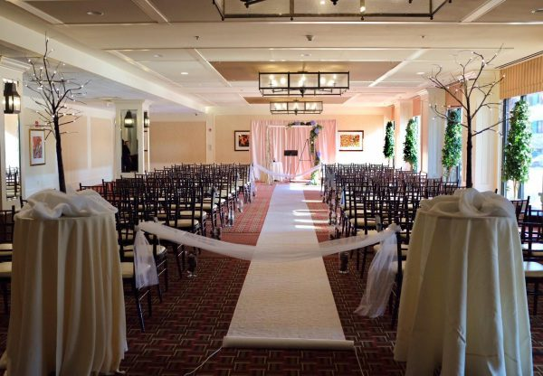 The Tiffany Ballroom - The Perfect Reception Location in MA