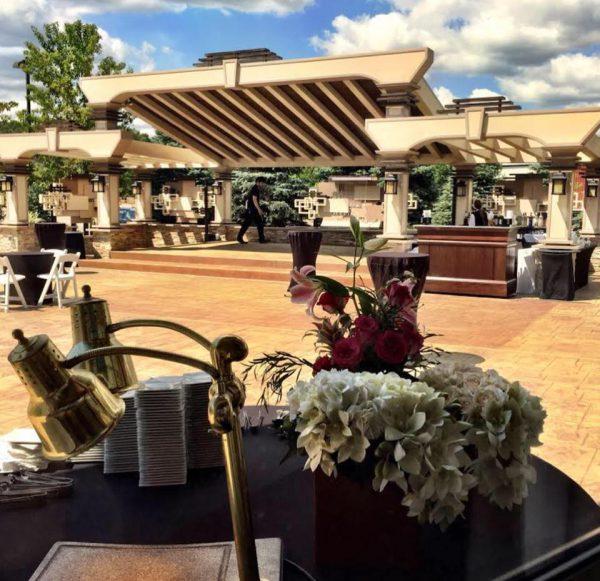 Ballroom Outdoor Wedding Venue Jogja: The Tiffany Ballroom