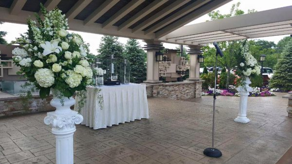 Places For Wedding Receptions The Tiffany Ballroom