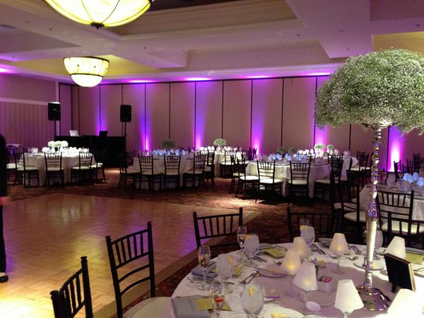 Wedding Venue Reception Planning